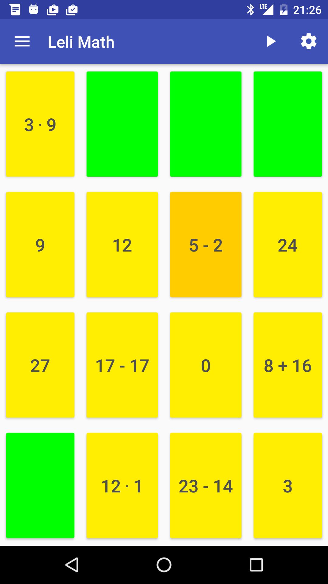 Rovnice jako puzzle
