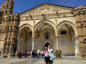 Katedrála v Palermě