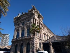 Celnice v Barceloně