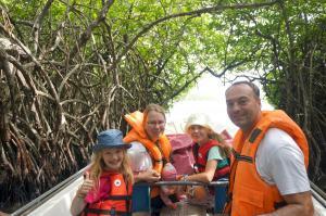 Mangrovníkový tunel