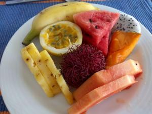 Místní ovoce